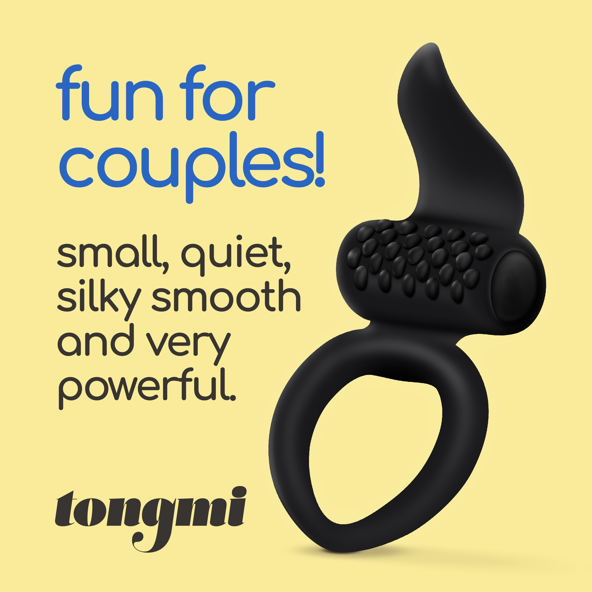 TONGMI SILICONE COUPLE...